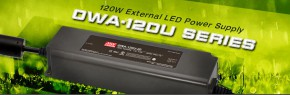 Серия OWA-120U (120W External LED Power Supply)